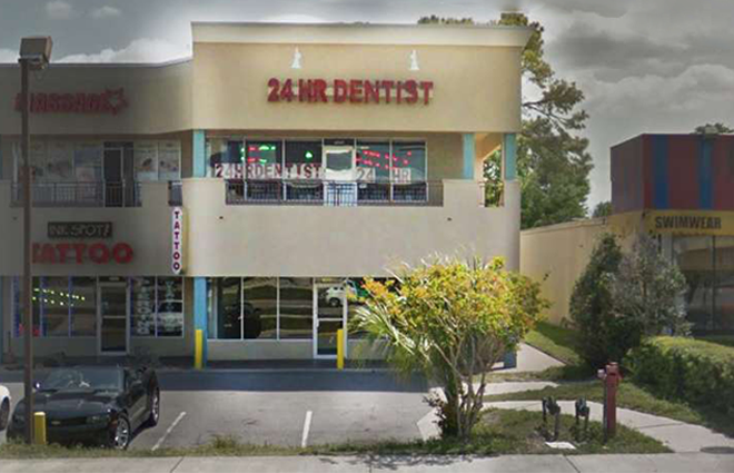 24 Hour Dentist Orlando